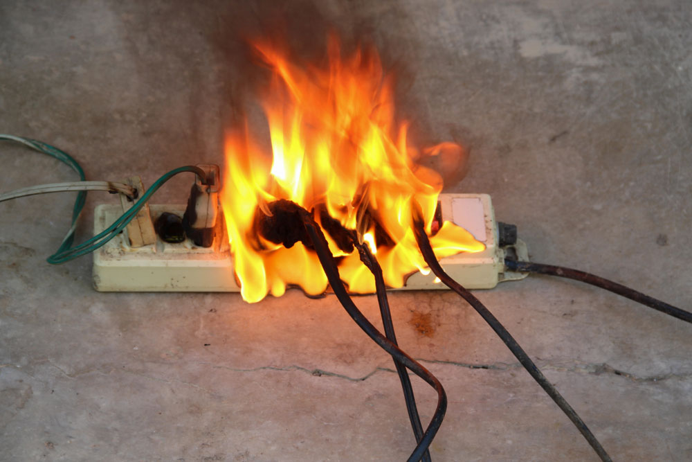 How Do Electrical Fires Start? – Nationwide Restorations
